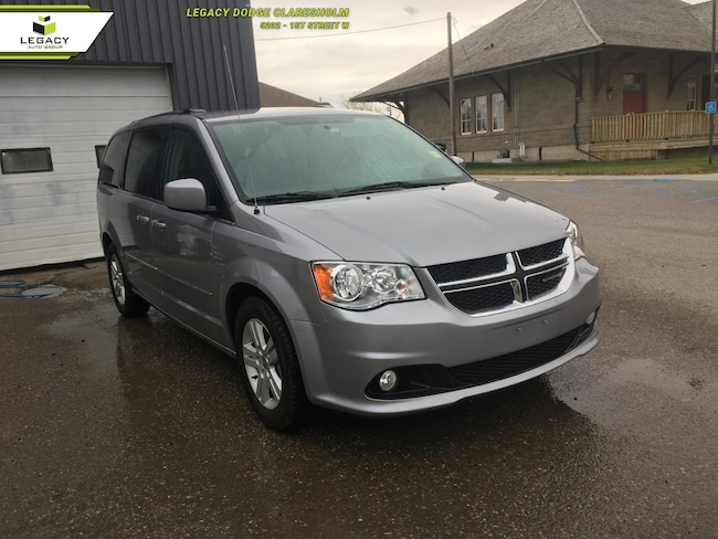 2016 Dodge Grand Caravan Crew Plus DVD Remote Doors Remote Start Van