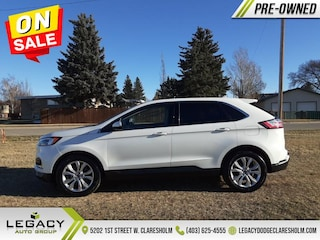 2020 Ford Edge SEL AWD - Heated Seats -  Power Tailgate SUV