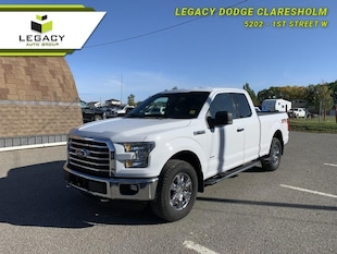 2015 Ford F-150 XLT Air Conditioning Super Cab