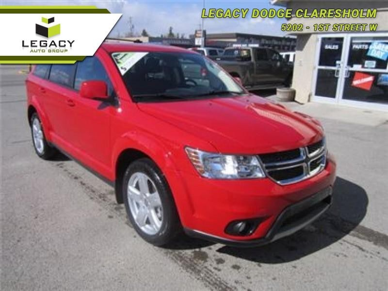2012 Dodge Journey SXT FWD - Low Mileage SUV