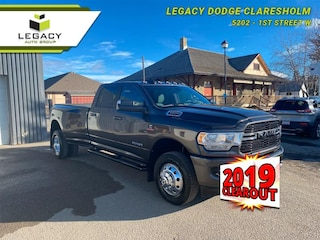 2019 Ram 3500 Big Horn - Diesel Engine - Heated Seats Crew Cab