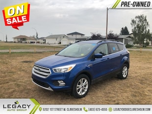 2018 Ford Escape SE - Heated Seats - B/U Cam - Bluetooth SUV