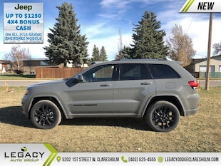 2021 Jeep Grand Cherokee Altitude - Sunroof SUV