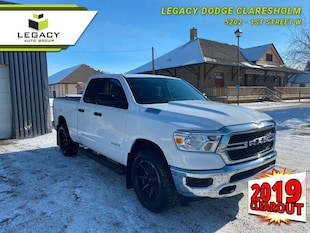 2019 Ram 1500 Tradesman - Hemi V8 - Trailer Hitch Quad Cab