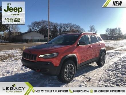 2021 Jeep Cherokee Trailhawk - Sunroof SUV