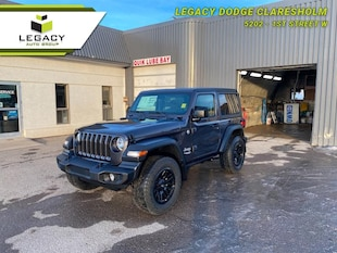 2020 Jeep Wrangler Sport ****Dealer Installed Upgraded Wheel Package* SUV