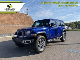 2018 Jeep Wrangler Unlimited Sahara - Bluetooth SUV