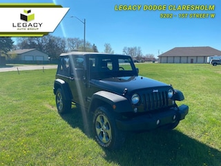 2017 Jeep Wrangler Sport - Cruise Control -  Removable Top SUV