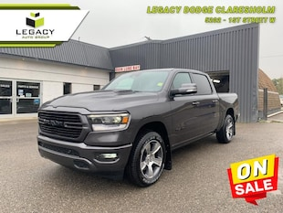 2020 Ram 1500 Sport - Hemi V8 - Leather Seats Crew Cab
