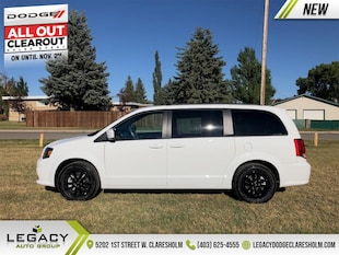 2020 Dodge Grand Caravan GT - Navigation - Leather Seats Van