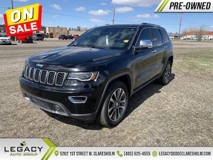 2018 Jeep Grand Cherokee Limited - Heated Leather - Nav SUV