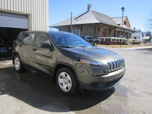 2015 Jeep Cherokee Sport - Bluetooth -  Power Windows SUV
