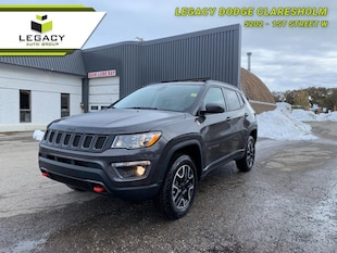 2019 Jeep Compass Trailhawk - Off Road Ready SUV