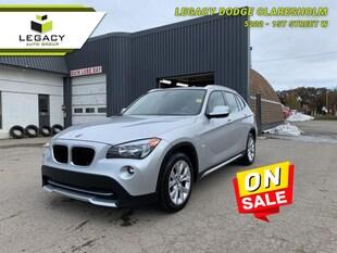2012 BMW X1 28I - Low Mileage SUV