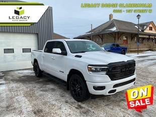 2020 Ram 1500 Sport - Hemi V8 - Night Edition Crew Cab
