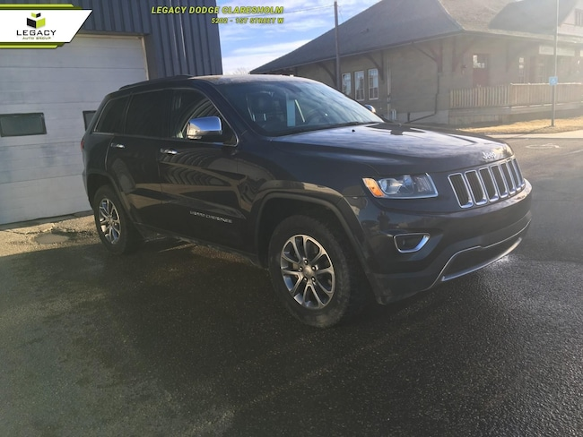 2014 Jeep Grand Cherokee Limited - Leather Seats SUV