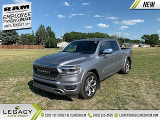 2020 Ram 1500 Limited - Sunroof Crew Cab