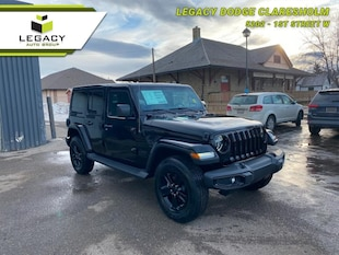2020 Jeep Wrangler Unlimited Sahara Altitude SUV
