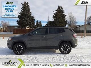 2021 Jeep Compass Upland Edition - Navigation SUV