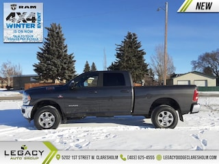 2021 Ram 3500 Big Horn - Sunroof - Safety Group Crew Cab