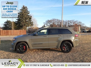 2021 Jeep Grand Cherokee SRT - Leather Seats SUV