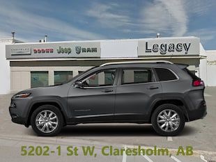 2017 Jeep Cherokee Limited - Leather Seats -  Bluetooth SUV