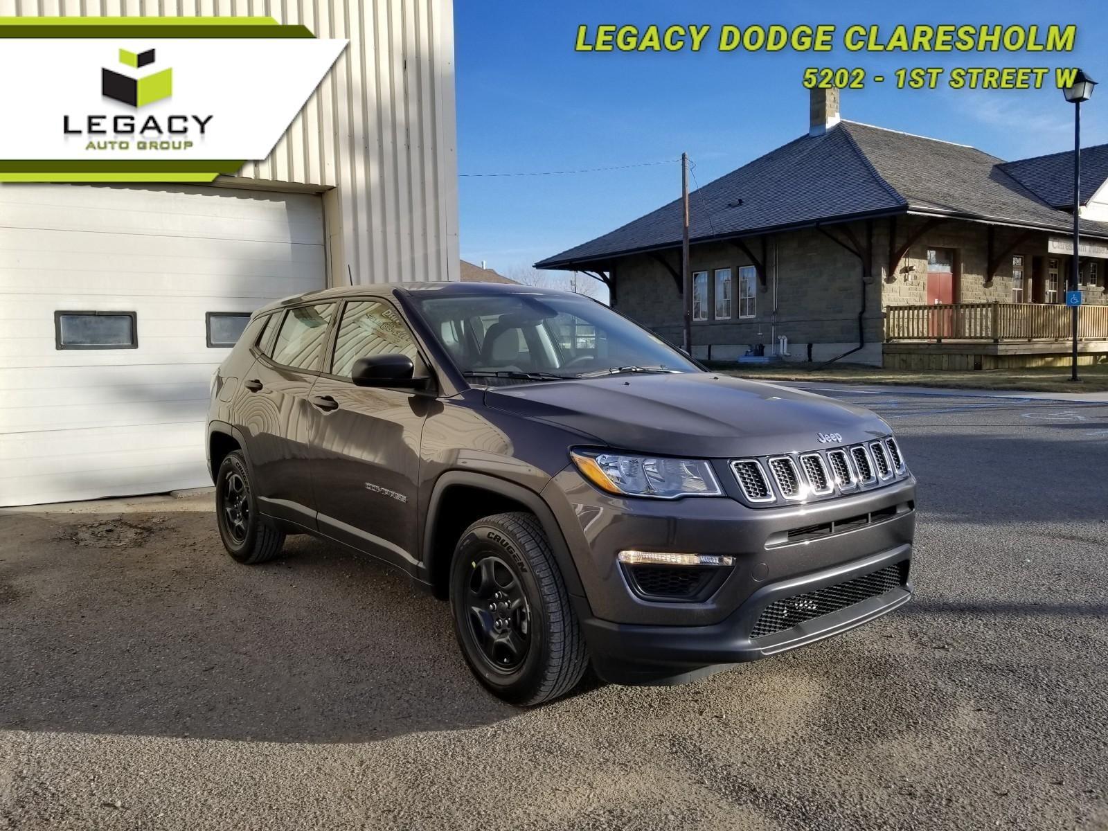 2018 Jeep Compass Sport - Bluetooth SUV