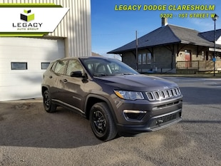 2018 Jeep Compass Sport - Bluetooth SUV