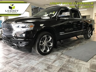 2019 Ram 1500 Limited - Sunroof - Trailer Hitch Crew Cab