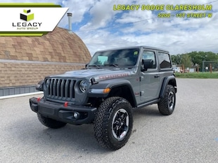 2019 Jeep Wrangler Rubicon - Heated Seats SUV