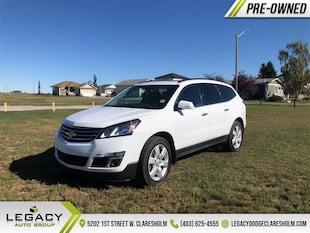 2017 Chevrolet Traverse 2LT  -  Heated Seats, B/U Cam - SUV