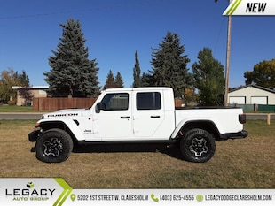 2021 Jeep Gladiator Rubicon - Leather Seats Regular Cab