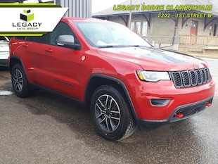 2019 Jeep Grand Cherokee Trailhawk - Leather Seats SUV