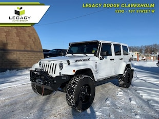 2015 Jeep Wrangler Unlimited Wrangler Unlimited Sahara SUV