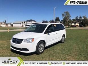2017 Dodge Grand Caravan SXT  - B/U Cam, Nav, Bluetooth - Van