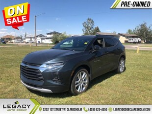 2019 Chevrolet Blazer True North - Sunroof - Low Mileage SUV