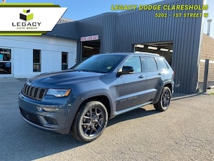 2019 Jeep Grand Cherokee Limited X - Sunroof SUV