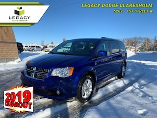 2019 Dodge Grand Caravan 35th Anniversary - Unique Wheels Van