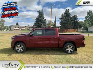 2020 Ram 1500 Sport -  Android Auto -  Apple Carplay Crew Cab