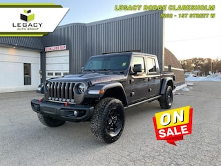 2020 Jeep Gladiator Rubicon - Leather Seats Regular Cab
