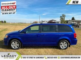 2020 Dodge Grand Caravan Crew Plus - Navigation Van