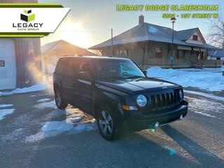2016 Jeep Patriot High Altitude - Sunroof -  Leather Seats SUV