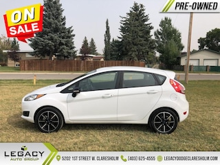 2019 Ford Fiesta SE Hatch - Chrome Grille -  Heated Seats Hatchback