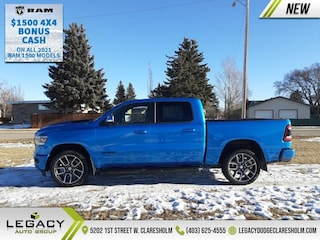 2021 Ram 1500 Sport -  Android Auto -  Apple Carplay Crew Cab