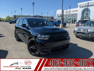 2020 Dodge Durango R/T WIth DVD! Blackout! Not an Ex Rental! SUV