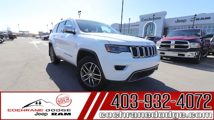 2017 Jeep Grand Cherokee Limited V6 Leather! SUV