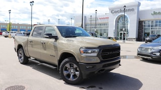 2020 Ram 1500 Bighorn w/LEVELING KIT AND UPGRADED TIRES! Crew Cab