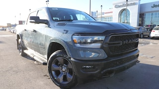 2021 Ram 1500 Built to Serve 4x4 Crew Cab