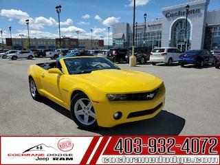 2012 Chevrolet Camaro 1LT Convertible! Automatic! Convertible