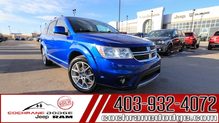 2015 Dodge Journey R/T AWD with DVD, 7 Seater! SUV